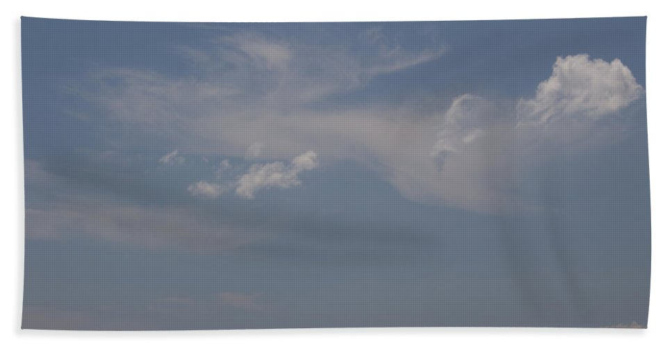 Clouds From Heaven - Bath Towel