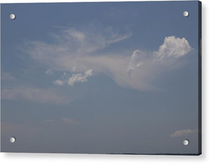 Clouds From Heaven - Acrylic Print
