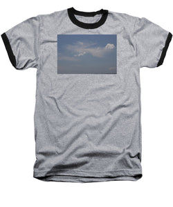 Clouds From Heaven - Baseball T-Shirt
