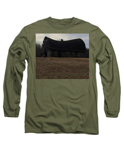 Collapse - Long Sleeve T-Shirt