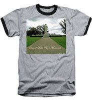 Eternal Light Peace Memorial 2 - Baseball T-Shirt