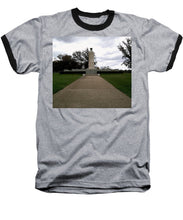 Eternal Light Peace Memorial - Baseball T-Shirt