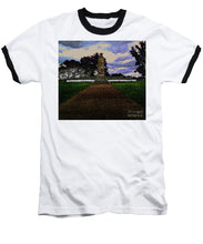 Eternal Light Peace Memorial In Draw Form - Baseball T-Shirt