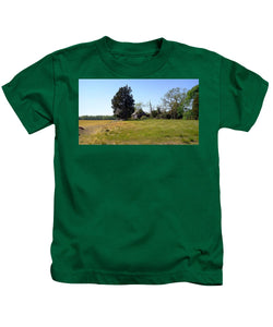 Nature Has Taken Over - Kids T-Shirt