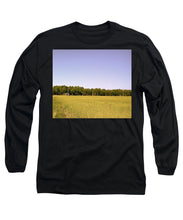 Old Farm Shed - Long Sleeve T-Shirt