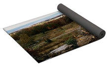 Over The Battle Field Of Gettysburg - Yoga Mat