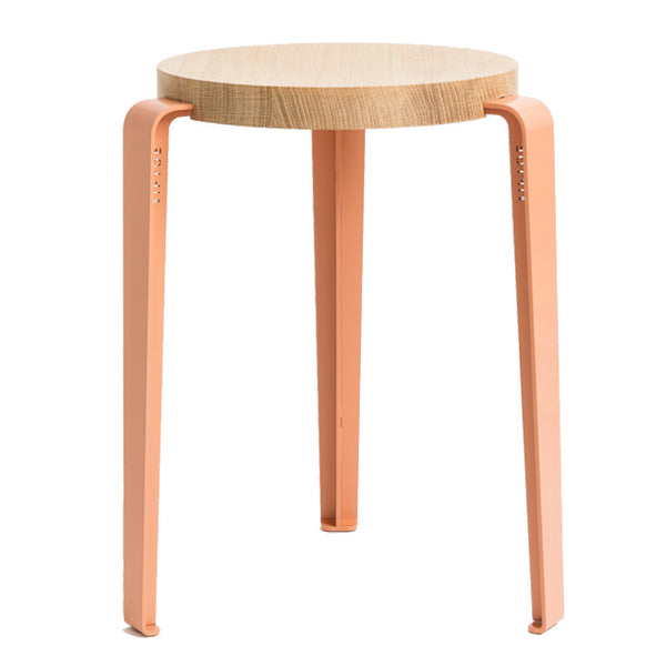 Hocker LOU, altrosa