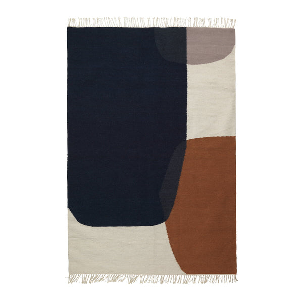 SALE - *NEW* Kelim Rug, Merge, groß