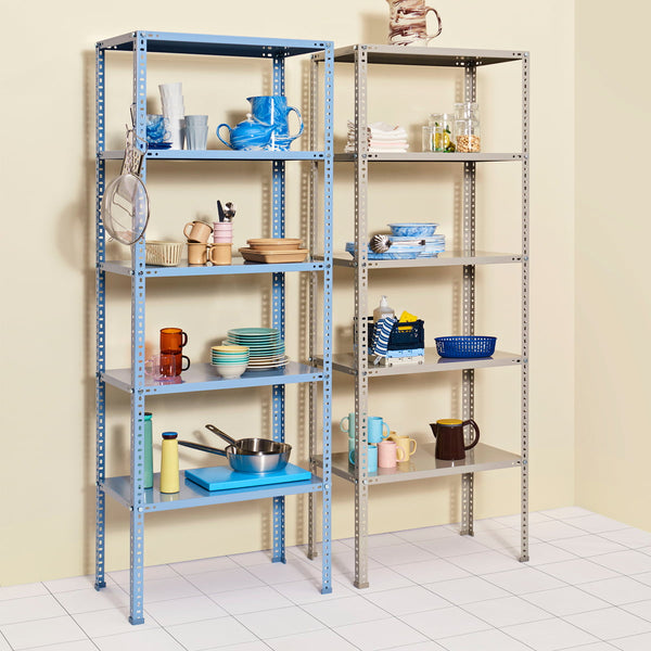 Shelving Unit, hellgrau