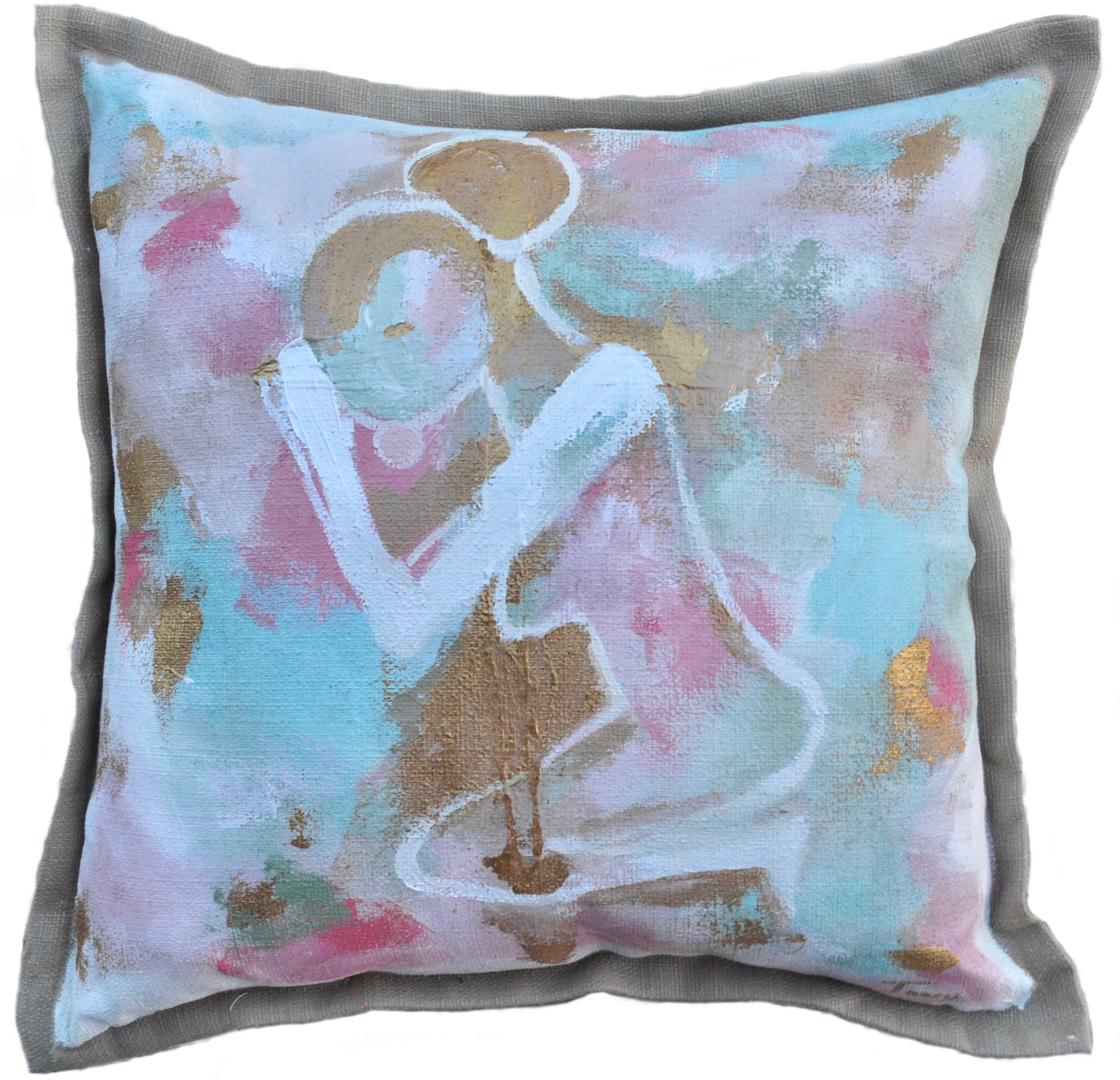 Prayer Warrior Pillow