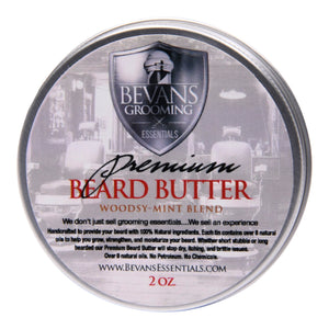 Beard Butter - Sandalwood / Mint scent