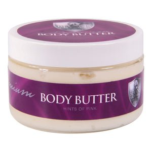 Body Butter - Hints of PINK