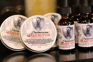 Premium beard oil with a sandalwood scent. Quality of beard oil is the ingredients. we use 100% pure natural oils. Sandalwood essential oil, jojoba oil, argan oil, grapeseed oil, and sunflower oil. men's grooming. beard care. hair care. long beard. short beard. stubble beard. dry skin.