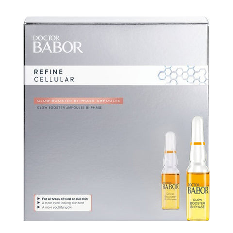 Babor - Refine RX Glow Booster Bi-Phase Ampoules