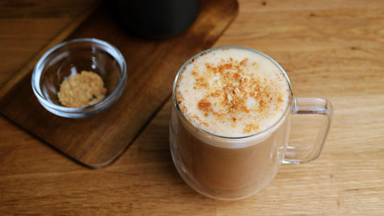 BKG Brew Guide: How To Make A Gingerbread Latte For The Holidays!