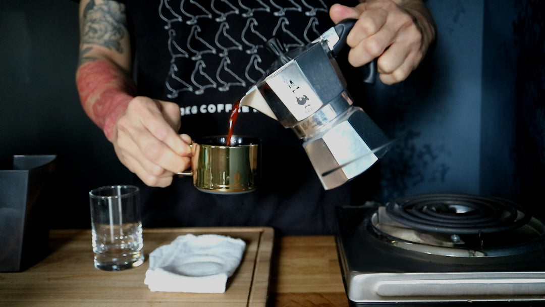 BKG Brew Guide: How to make the perfect Moka Pot