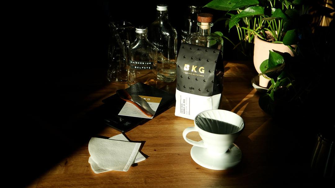 BKG BREW GUIDE: How To Make The Perfect Pour Over