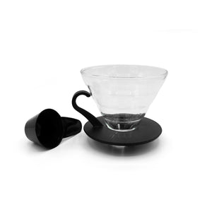 Yama Glass Cone Dripper 2-4 cup