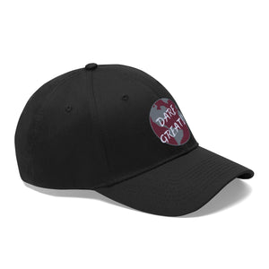 """Dare Greatly"" Hat"