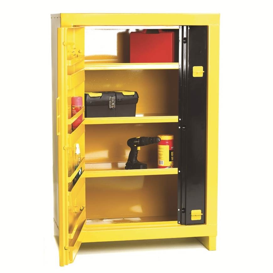 Heavy Duty High Security Storage Cabinets