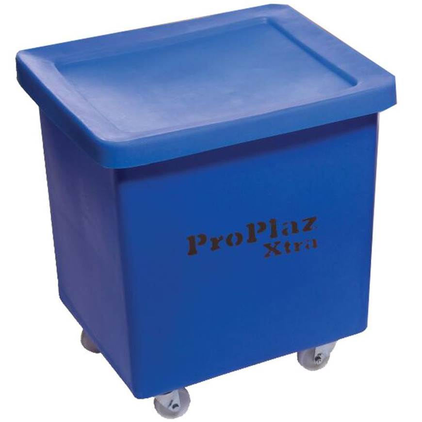 Proplaz® Extra' Mobile Tapered Truck, Lid To Suit