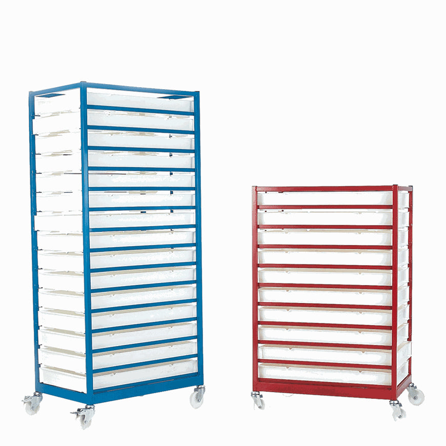 Mobile Tray Racks - C/W Trays