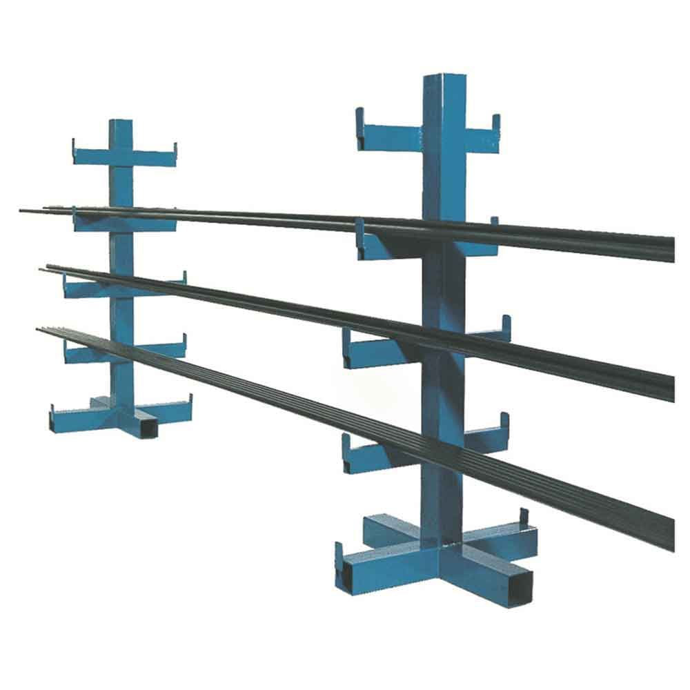 Heavy Duty Bar Storage Racks - 6