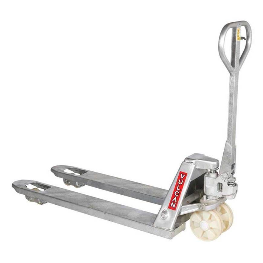 Galvanised Pallet Trucks