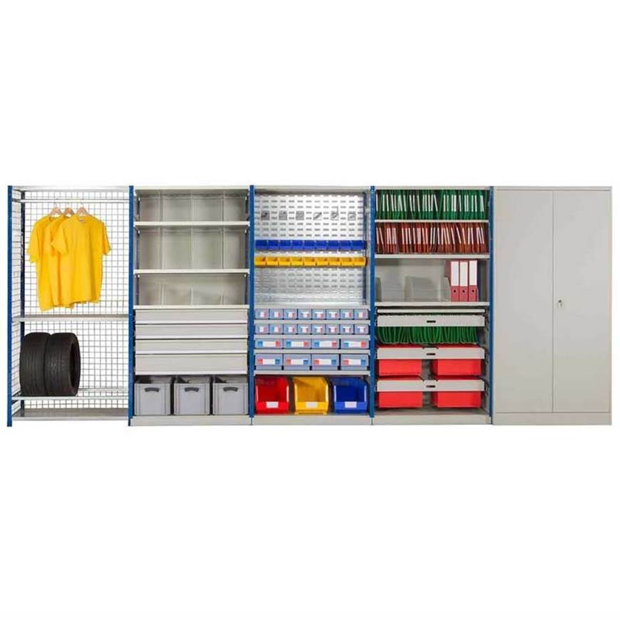 Expo 4 Boltless Shelving Additional Divider
