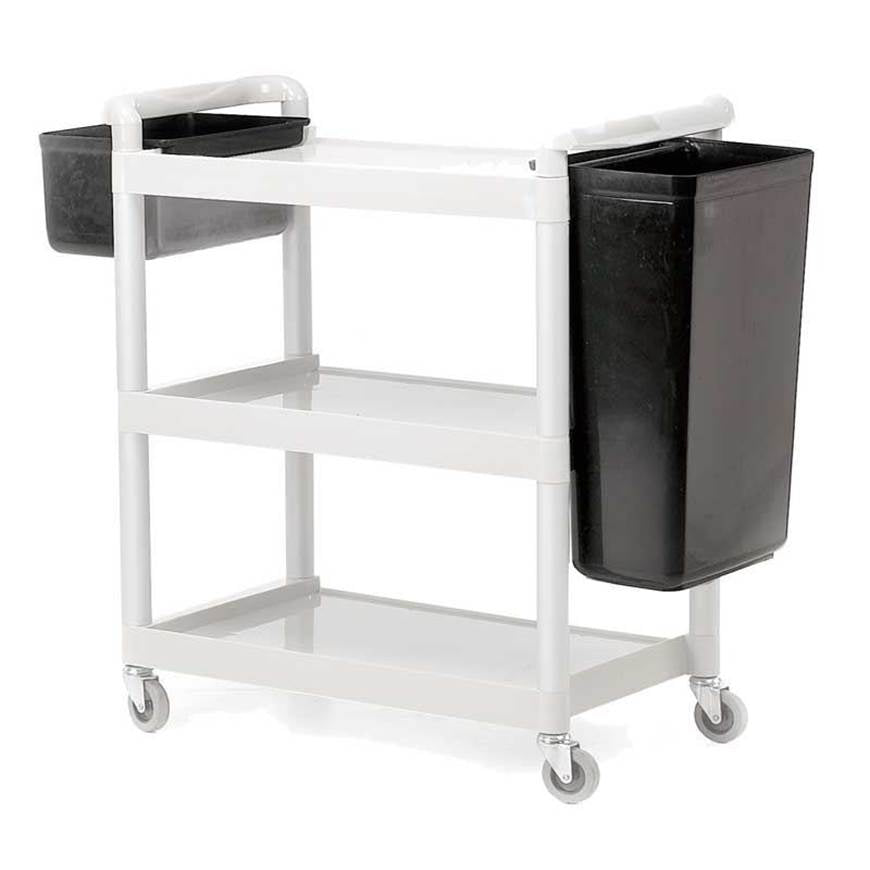 Shelf Trolley - Optional Buckets