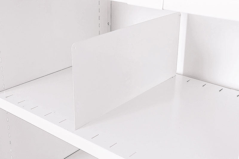Delta Plus Shelving Slot-In Dividers