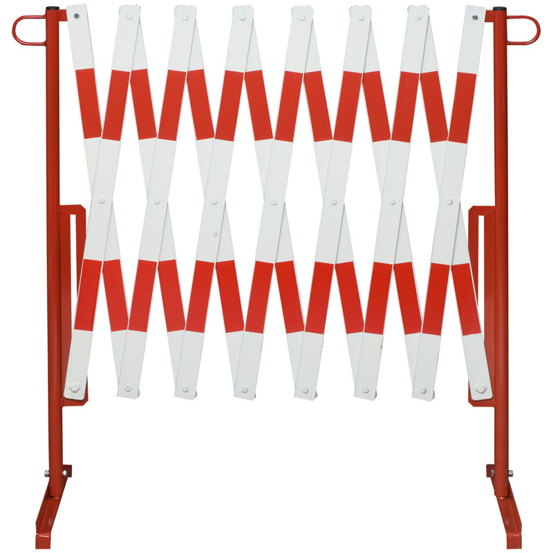 TRAFFIC-LINE Extendable Trellis Barrier