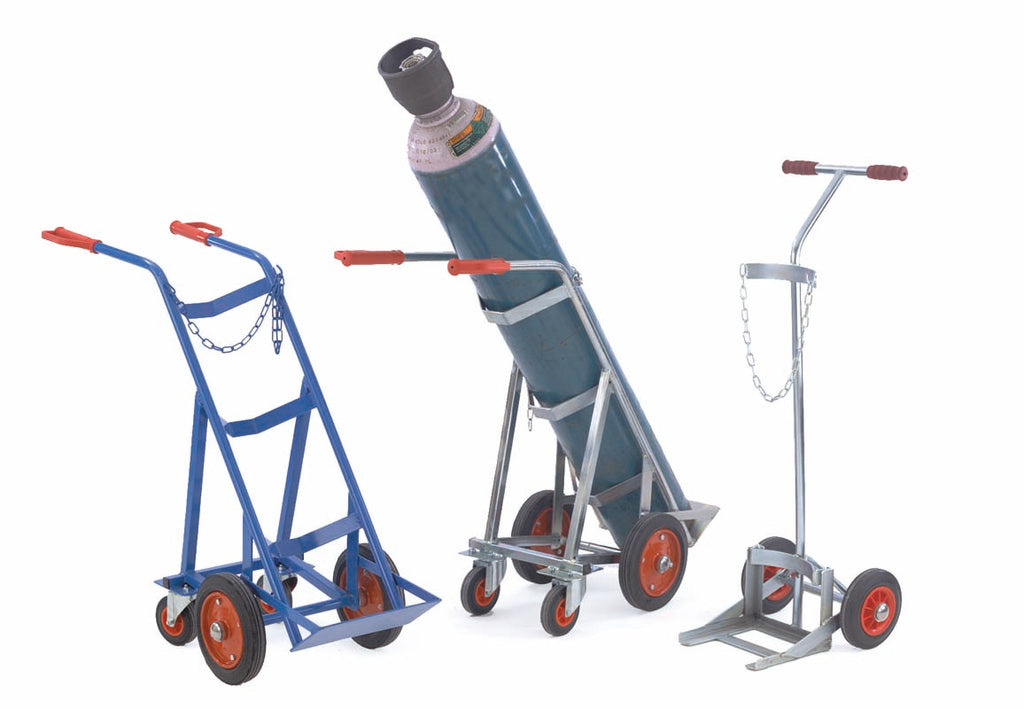 Cylinder Trolleys - 140mm
