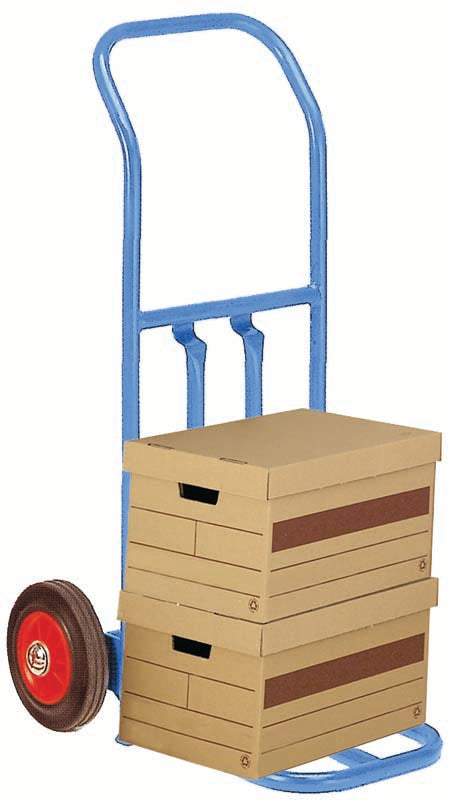 Heavy Steel Sack Truck