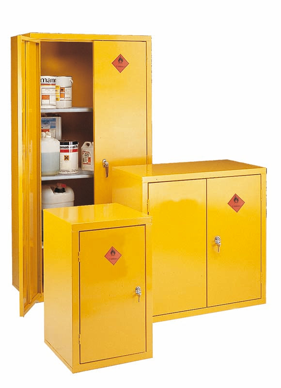 Hightly Flamable Storage Cabinets Stand