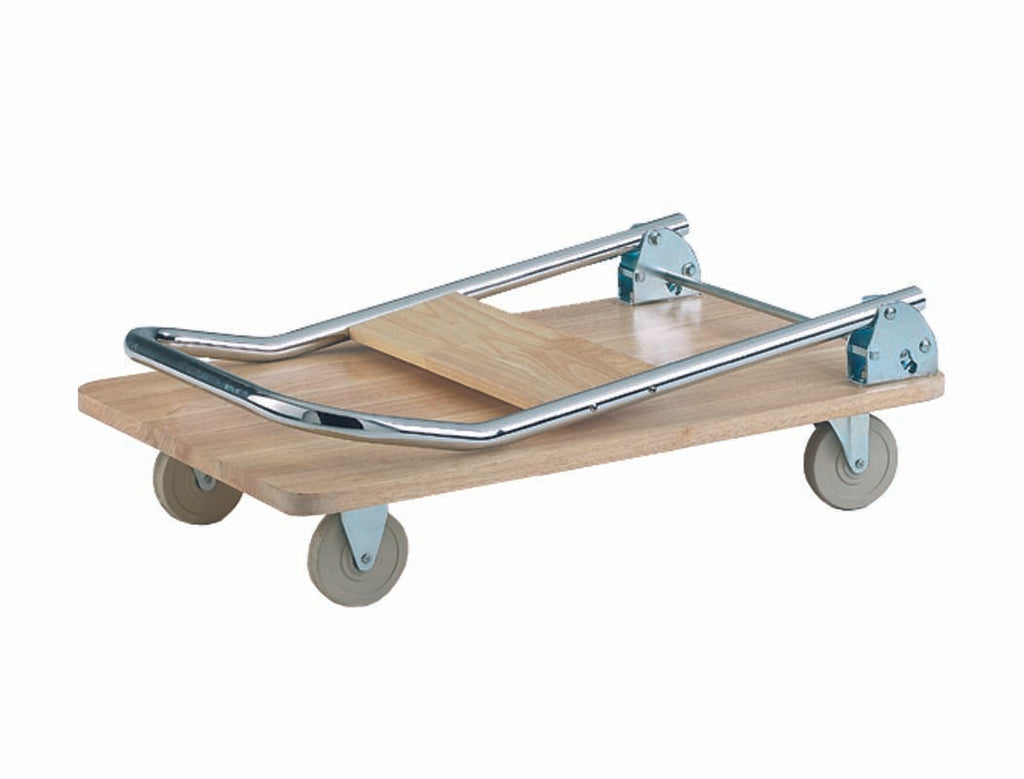 Wooden, Deck Trolly