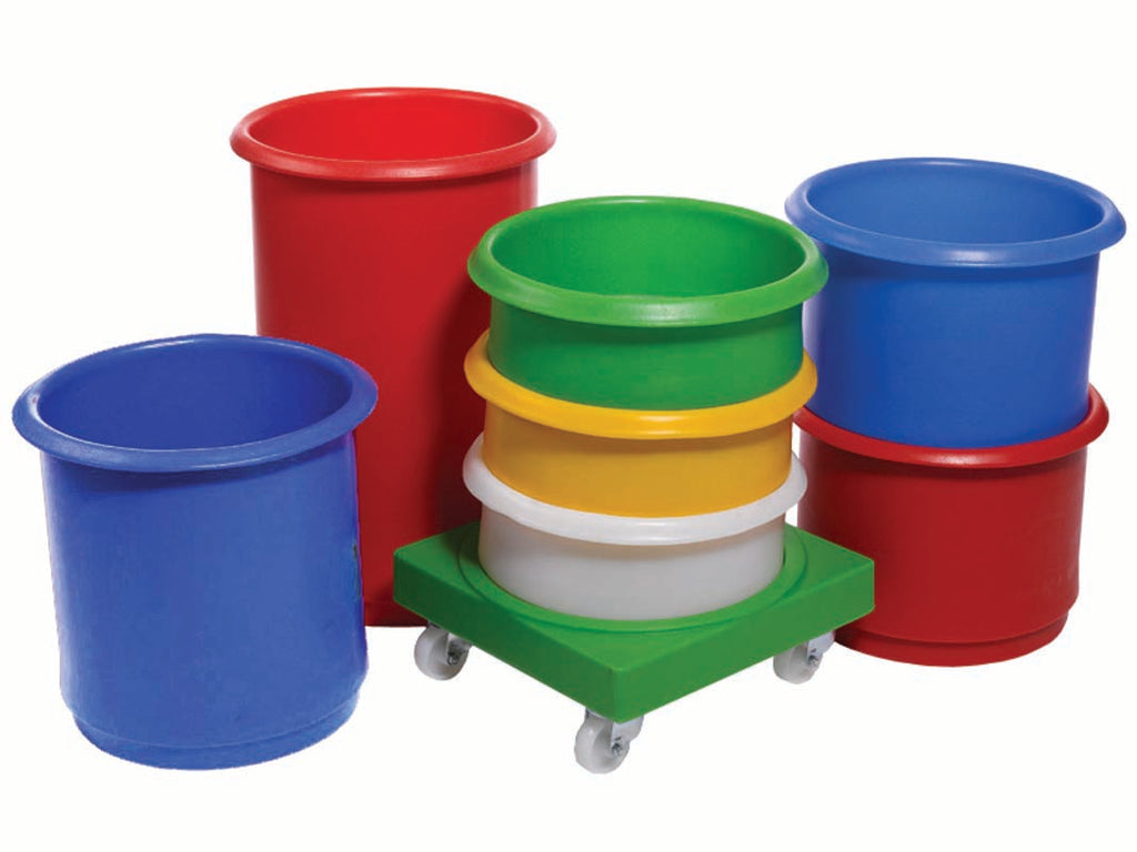 Interstacking Bins - Dolly