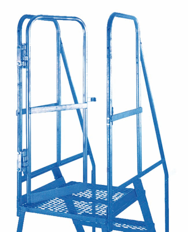 Fort Heavy Duty 'Vantage' Mobile Steps Top Gate