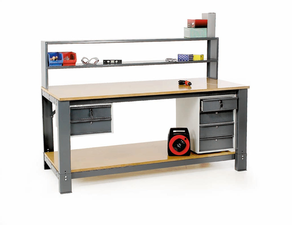 Heavy Duty Modular Workbenches - Optional Drawers