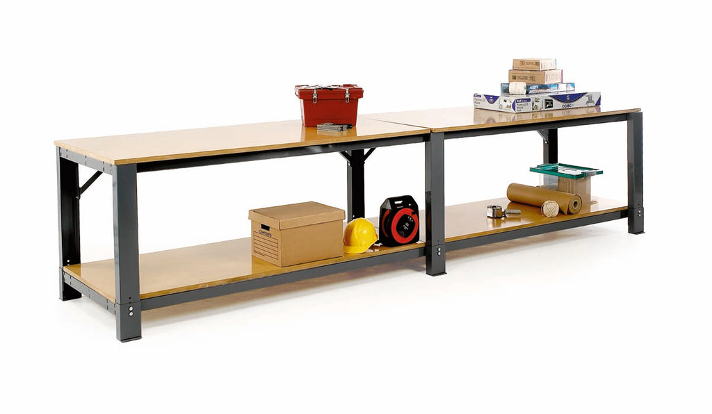 Heavy Duty Modular Workbenches - Extension