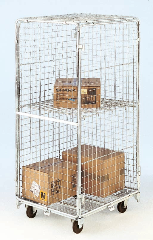 Shelf for Demountable Rolcontainers (Factory Fitted)