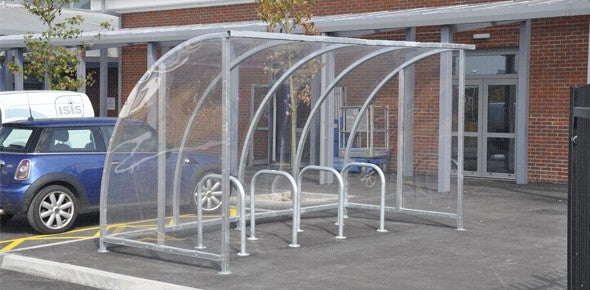 Secure Kenilworth Cycle Shelter
