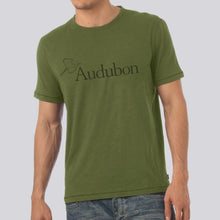 Load image into Gallery viewer, Unisex Classic Audubon Logo T-Shirt