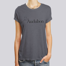 Load image into Gallery viewer, Women's Classic Audubon Logo T-Shirt