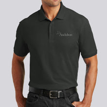 Load image into Gallery viewer, Men's Audubon Logo Polo