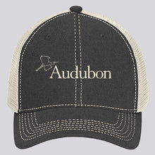 Load image into Gallery viewer, Classic Audubon Logo Tri-Tone Mesh Back Cap