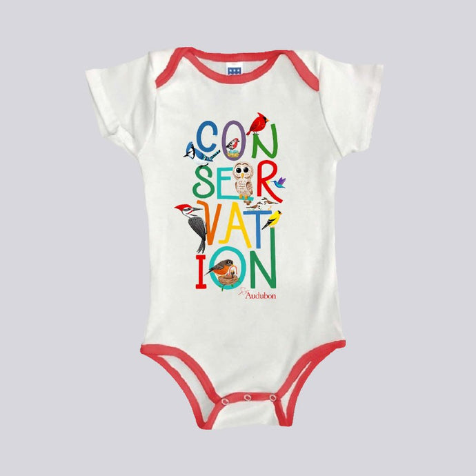 Infant Conservation Onesie Bodysuit