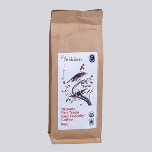 Organic Fair Trade Bird-Friendly Decaf Coffee