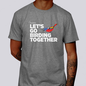 Unisex Let's Go Birding Together Pride T-Shirt