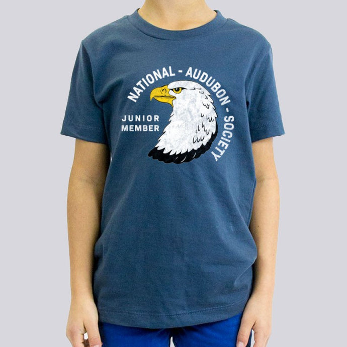 Youth Audubon Junior Member Eagle T-Shirt